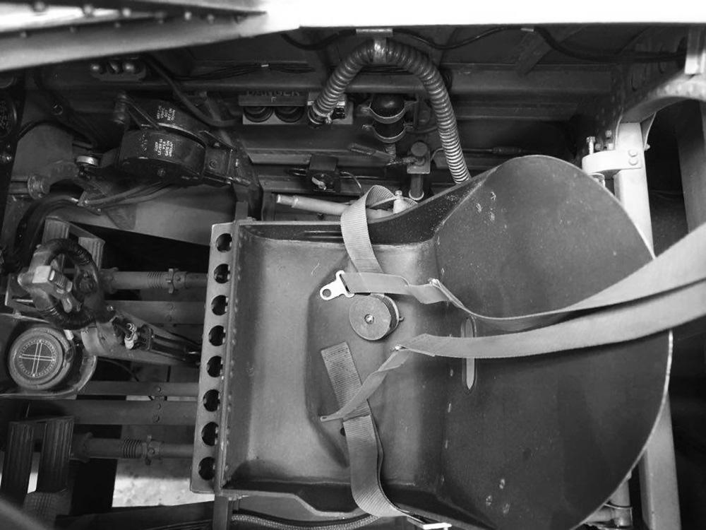 Flugzeugmodellbau-Scale-Cockpit-Ausbau