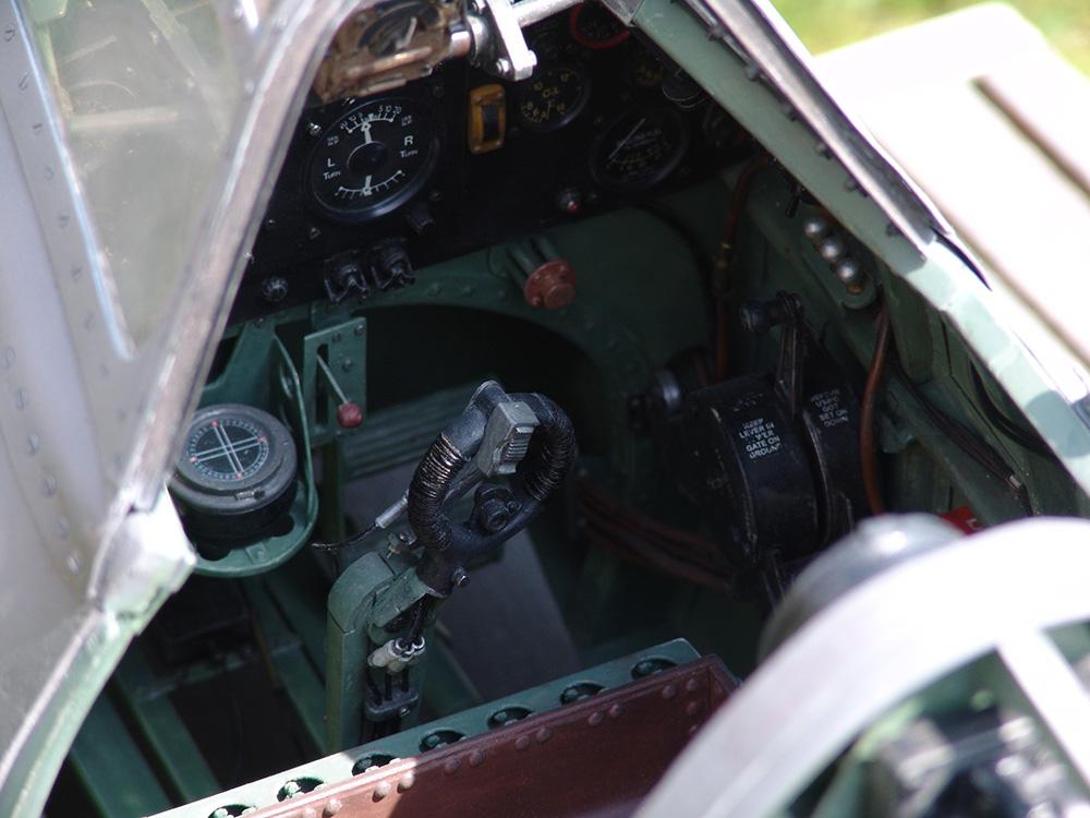 Scale Cockpits von Meisterhand - Modellbauservice Warbird