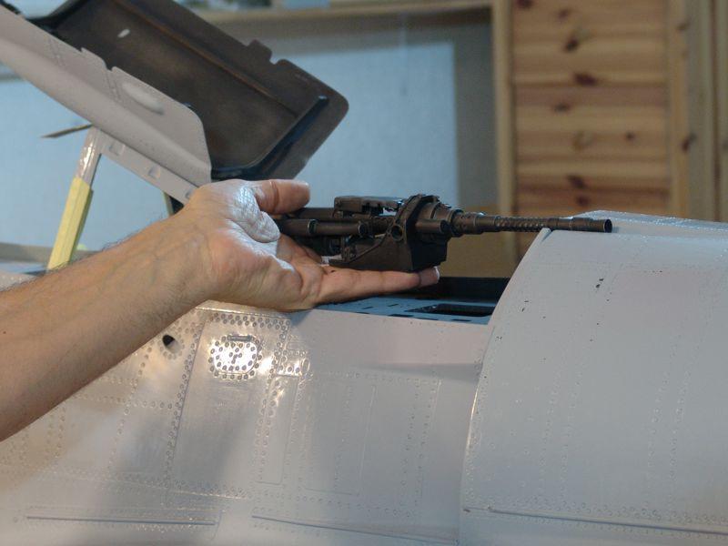 Warbird-Bauservice Sist FW-190 A8