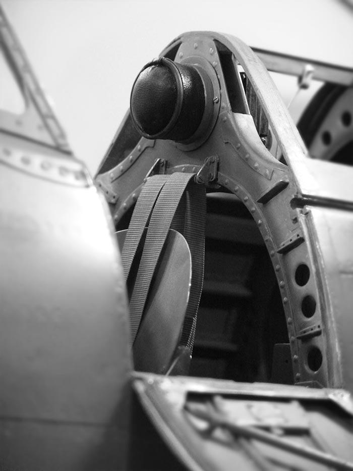 Scale Cockpit Ausbau - Spitfire Warbird