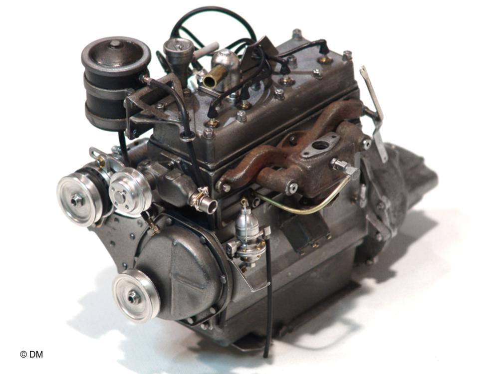 Auftragsmodellbau für Fahrzeugmodelle