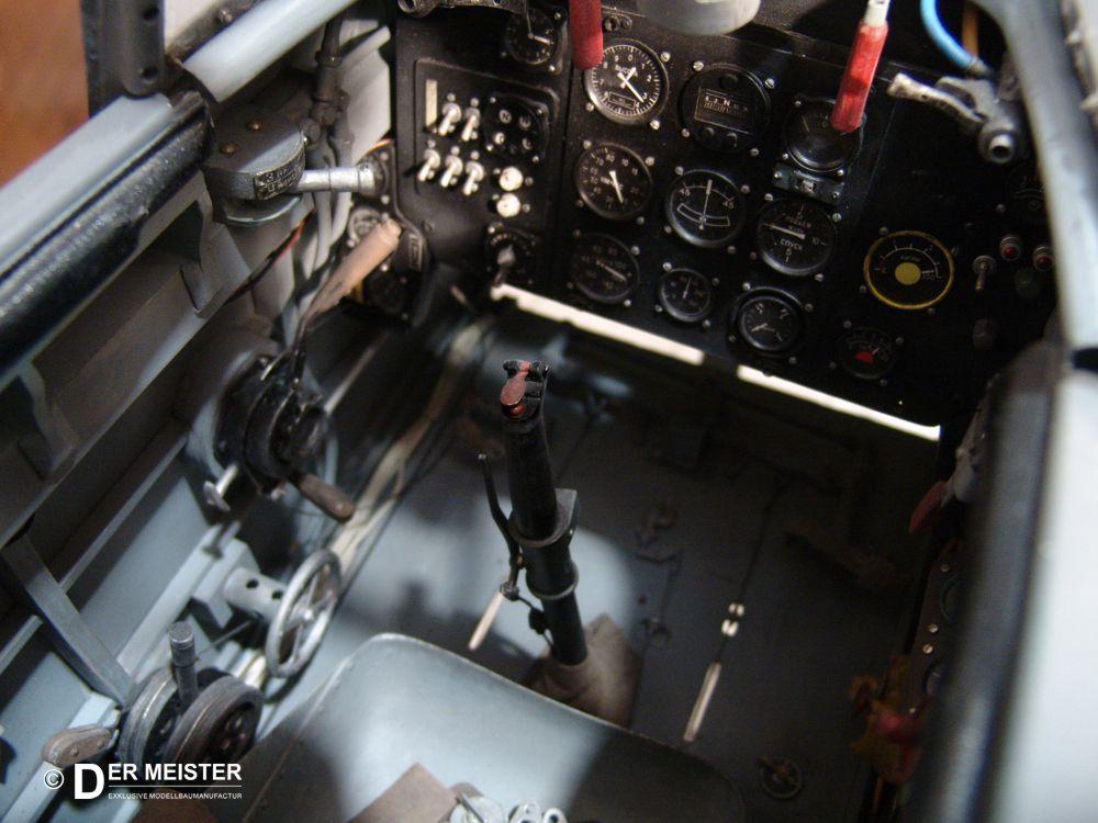 Lavochkin-LA-7-Scale-Cockpits
