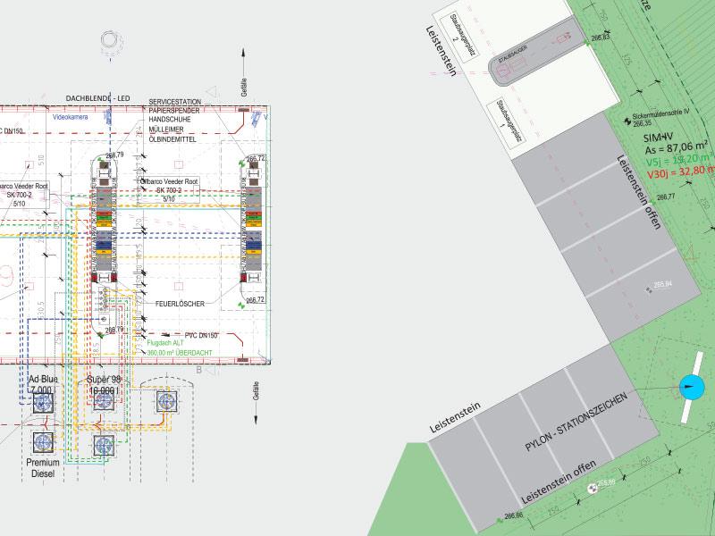 Präsentations und Ausstellungsmodelle