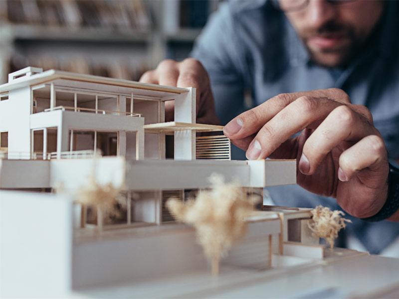 Architekturmodellbau-Architekur-Modelle