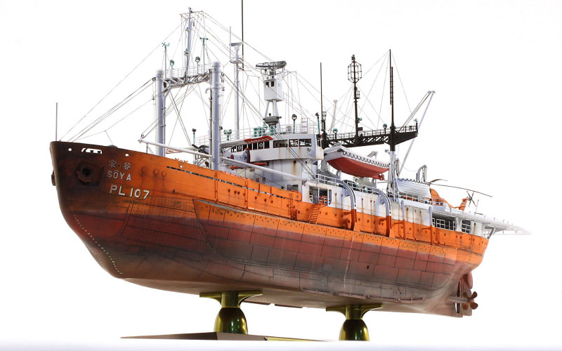 Gutachten für Schiffsmodellbau-Modellbau-Modellbaubewertung