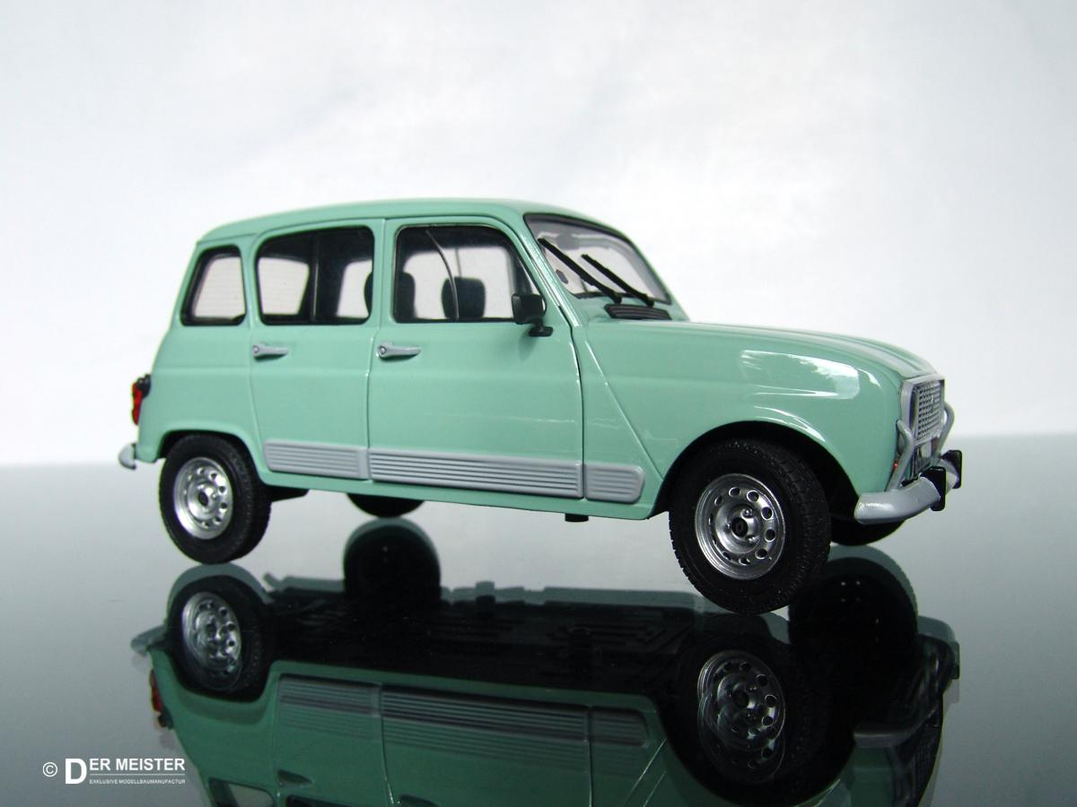 Lackierung Modellauto