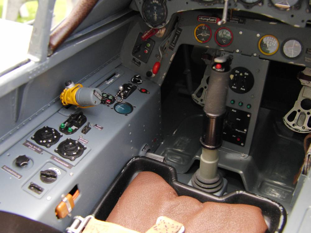 Modellbauservice Scale Cockpits