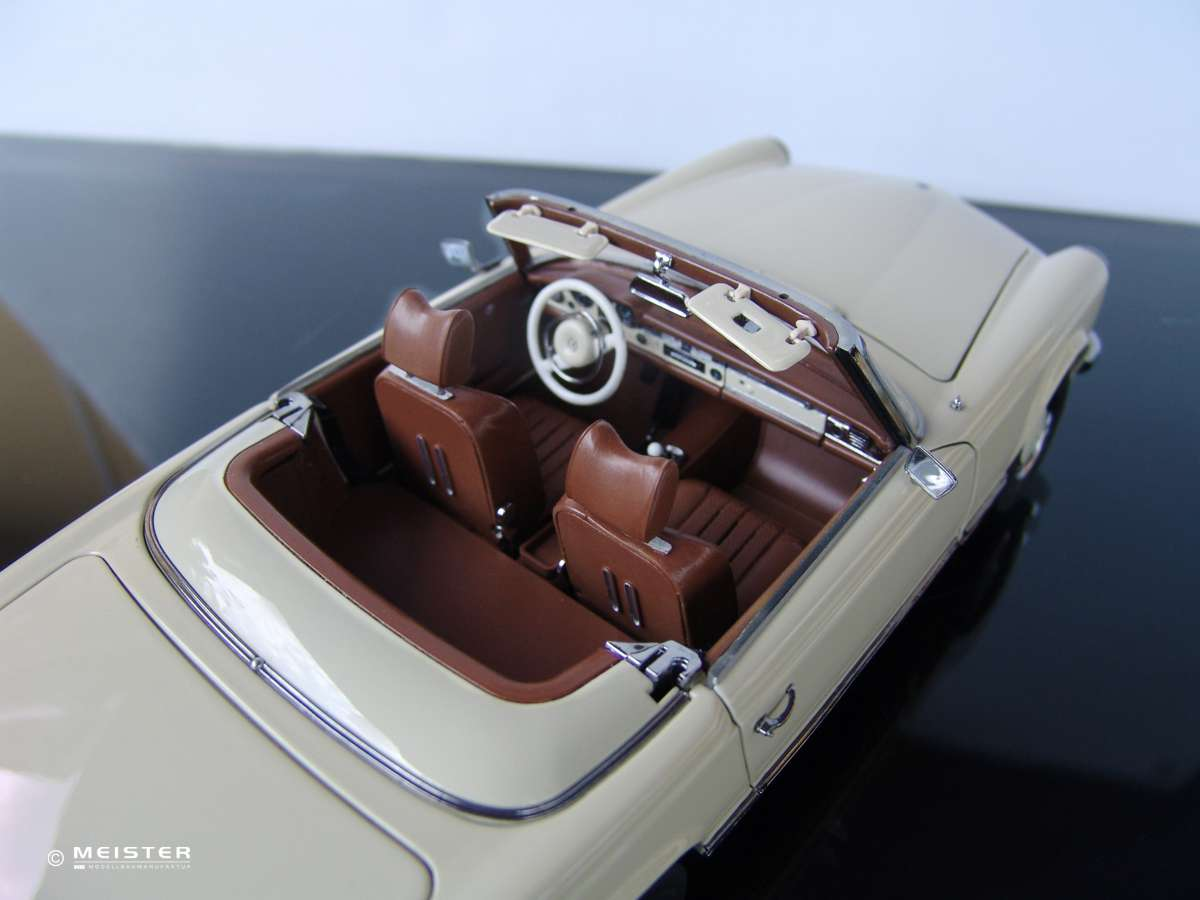 Modellautos Lackierservice 280SL