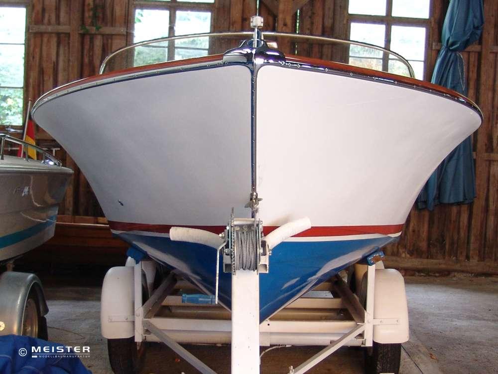 Riva Junior Mahagoni Holzboote
